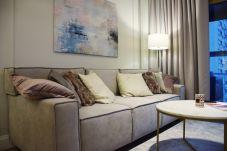 Ferienwohnung in Warszawa - Mennica Residence 112 Emerald