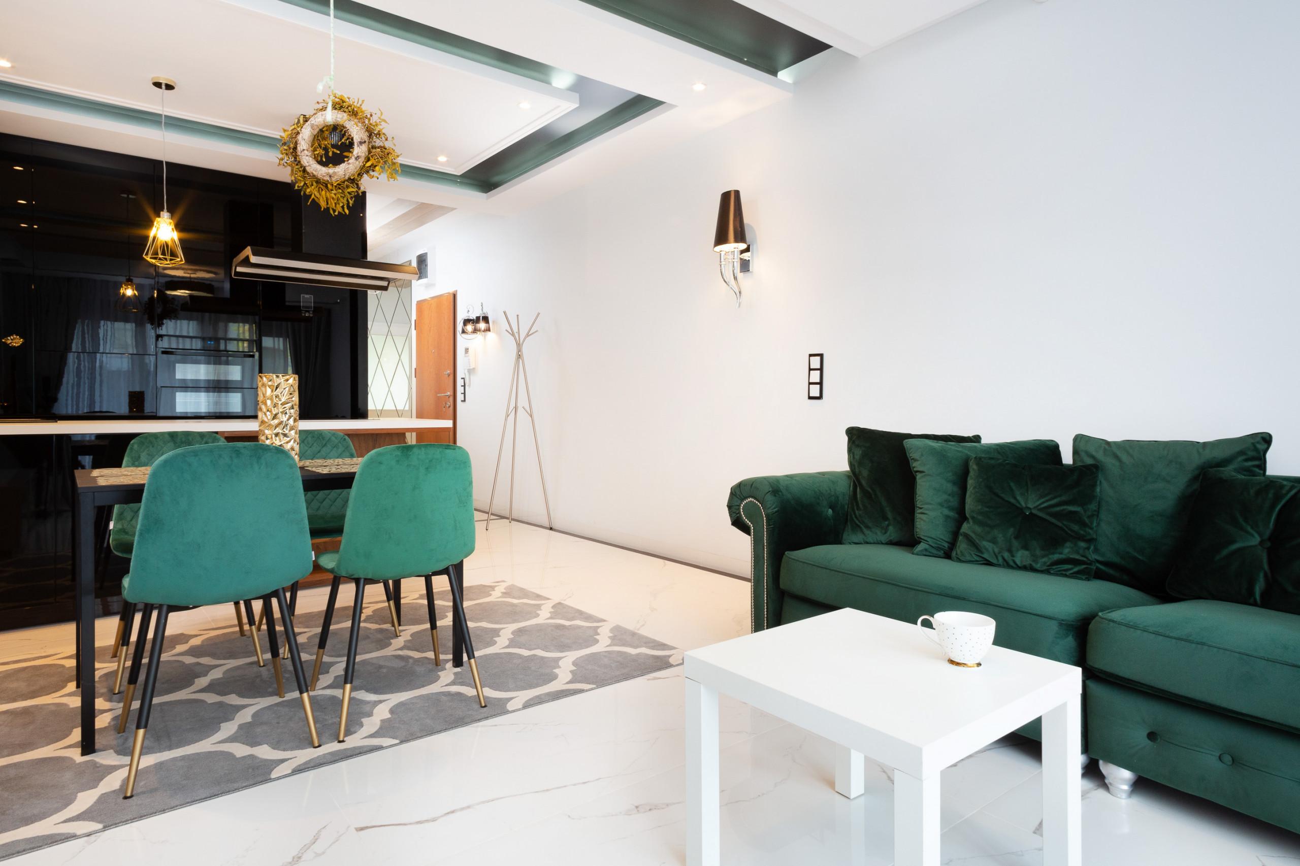 Wilanowski Apartament Glamour